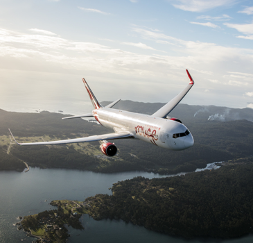 Gogo connectivity now available on Air Canada Rouge