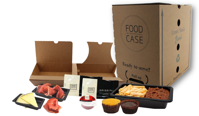 Foodcase focuses on the sustainability and convenience of ambient