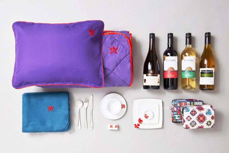 Hong Kong Airlines to offer inflight items for sale