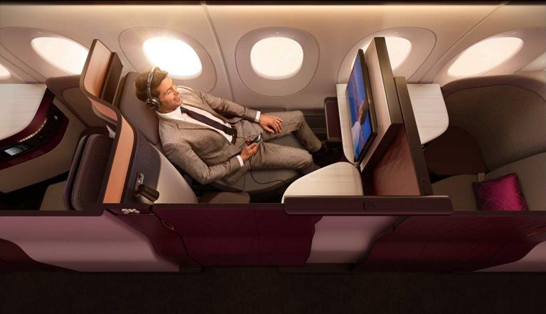 Redefining the inflight customer experience | Qatar Airways