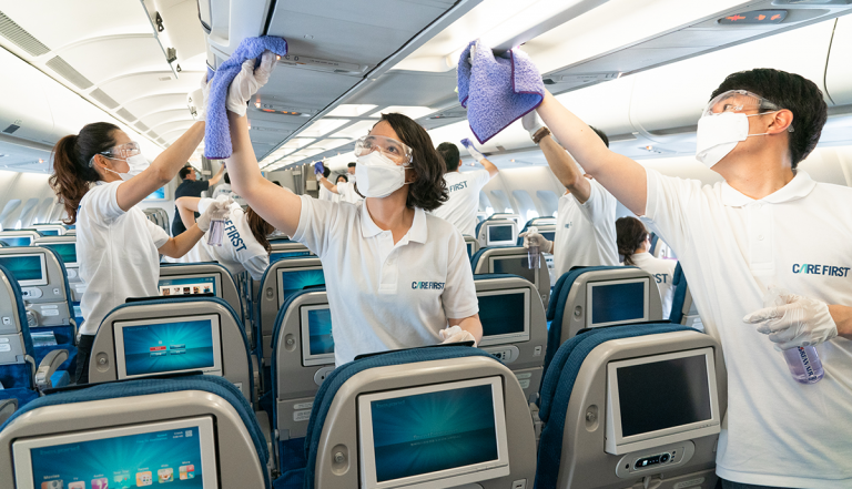 Protecting passengers with Care First | Korean Air