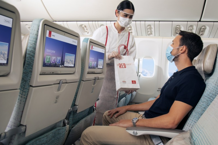 EmiratesRED pre-order service sees positive response