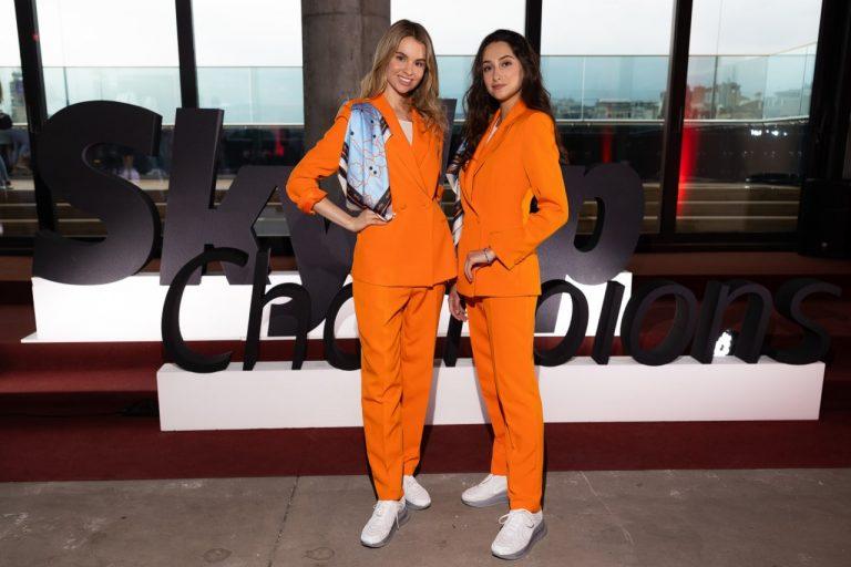SkyUp innovates with new crew uniform