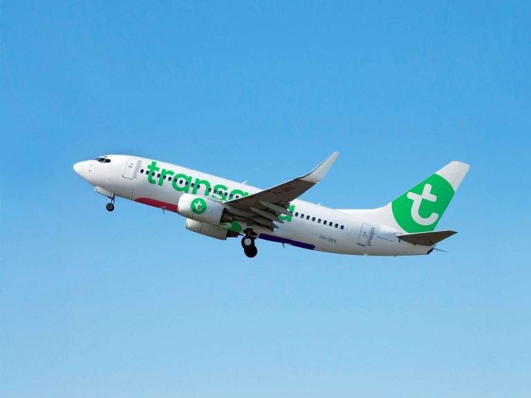 Transavia renews partnership with Newrest