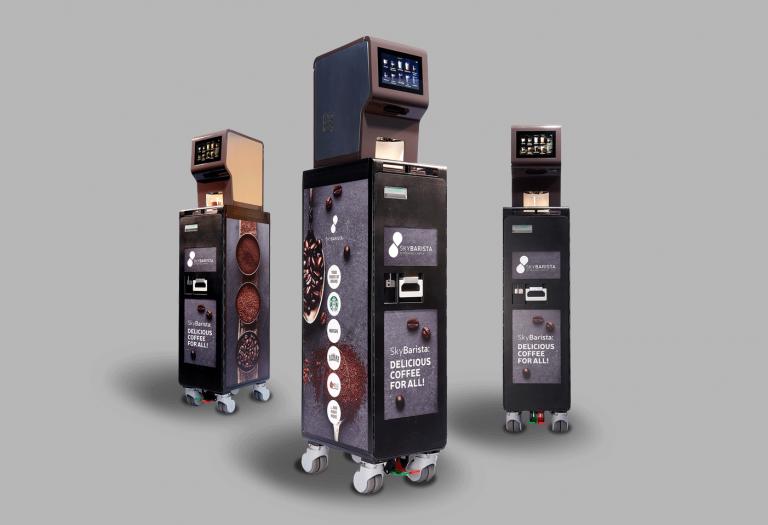 SkyTender Solutions focuses on beverage service options